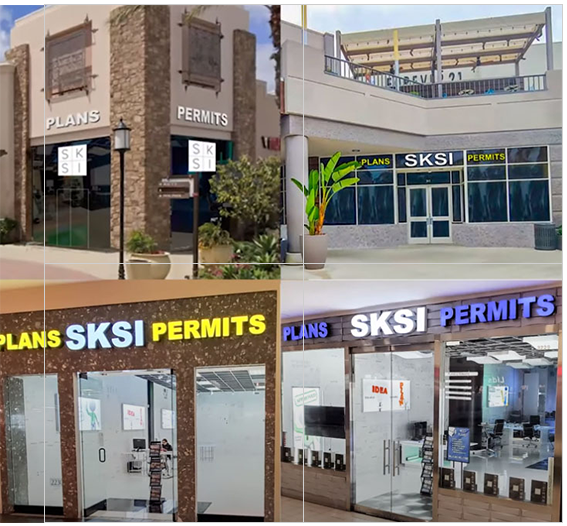 SKSI handles your design, plans, engineering and building permits.